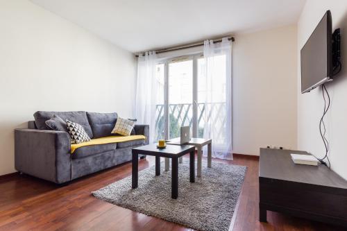 Cosy appart proche Paris : Apartment near L'Île-Saint-Denis