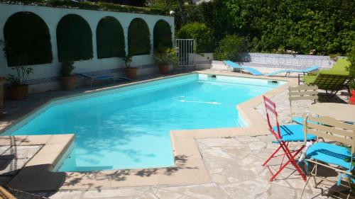 Le Patio des Mimosas : Bed and Breakfast near Cassis