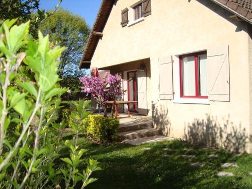 Villa du Chene : Bed and Breakfast near Saint-Médard
