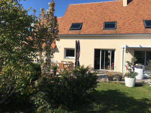 maison de la baie : Bed and Breakfast near Banneville-la-Campagne