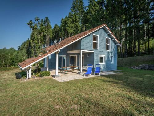 Chalet Bleu 1 : Guest accommodation near La Broque