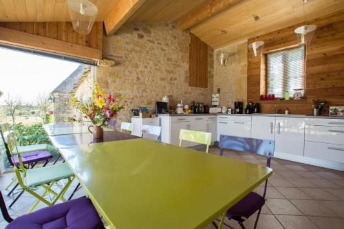 Chambres d'Hôtes L'Oustralac : Bed and Breakfast near Sergeac