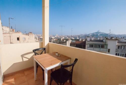 Le Panier des Accoules : Apartment near Marseille 2e Arrondissement