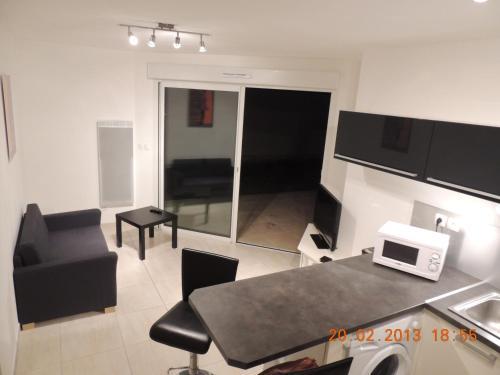 Appart Les Embruns Plage : Apartment near La Ciotat