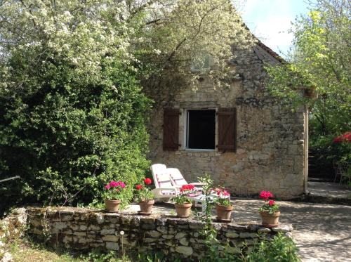 Chez Capy : Guest accommodation near Montamel