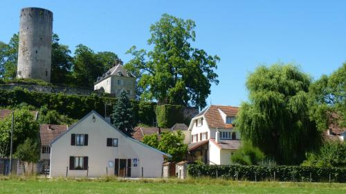 Les dorlotines : Guest accommodation near Pisseloup