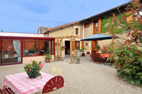 Les Perrières : Bed and Breakfast near Somme-Tourbe