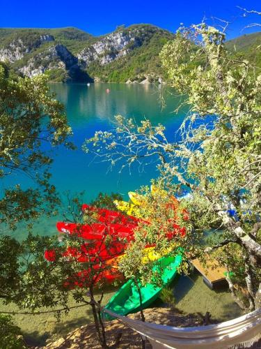 Les gites du Verdon : Guest accommodation near Saint-Laurent-du-Verdon