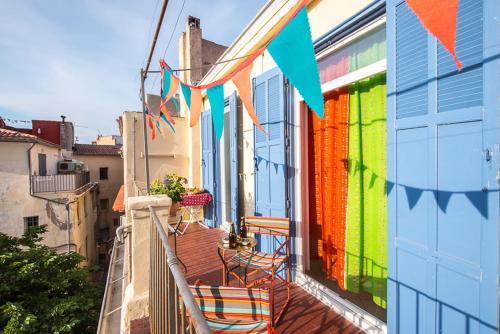 Panier vue mer : Apartment near Marseille 2e Arrondissement