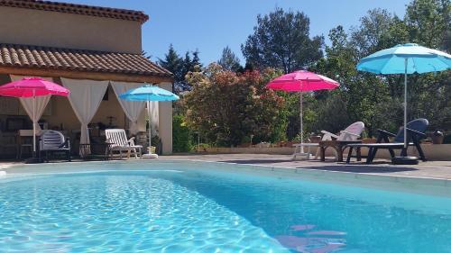 Villa Mylena : Guest accommodation near Peyrolles-en-Provence