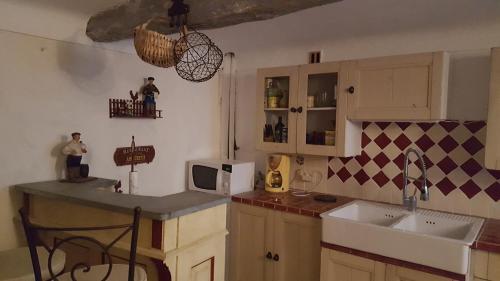 La petite châtaigne de Collobrières : Guest accommodation near Collobrières