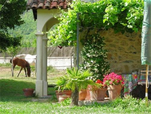 La Chapelle Saint Gervais : Guest accommodation near Breil-sur-Roya