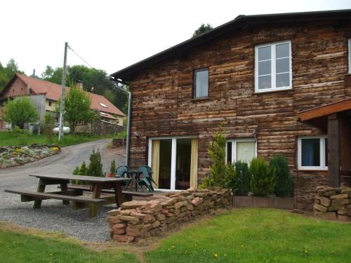 Gite Les Melezes : Guest accommodation near Singrist