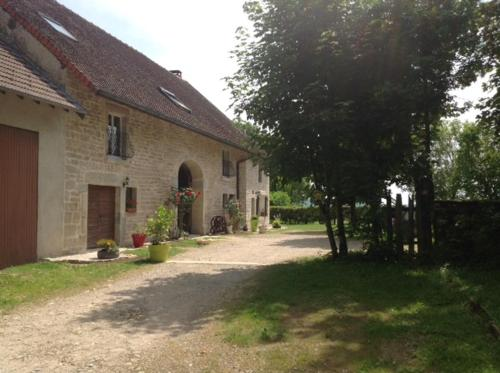 Chez Robert et Catherine : Bed and Breakfast near Courbouzon