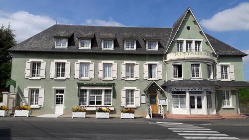 Hôtel Restaurant Du Chemin De Fer : Hotel near Grandchamp