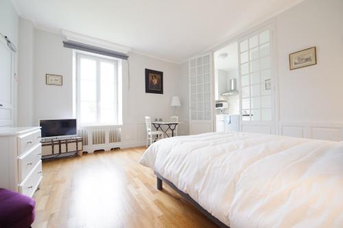 Villa Clément Sens Appart'Hotel : Apartment near Sens