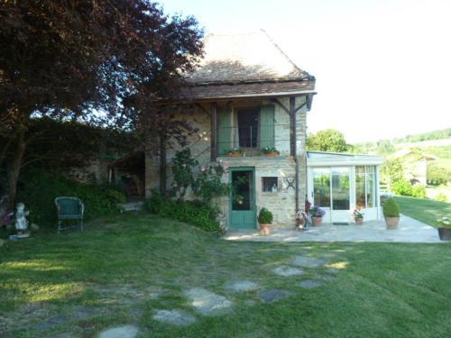 Petit Beaufer : Guest accommodation near Bissy-sous-Uxelles