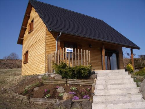 Chalet Sancy : Guest accommodation near Saint-Donat