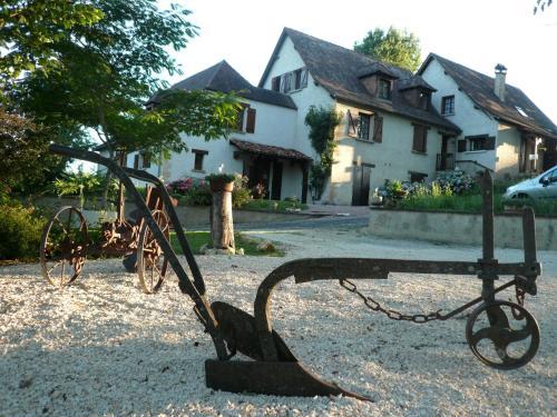 Le Chapitre : Guest accommodation near Fleurac