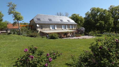 Chambres d'Hôtes Le Foursou : Guest accommodation near Anglars
