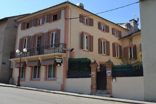 Chambres d'hôtes Belle Occitane : Bed and Breakfast near Mercus-Garrabet