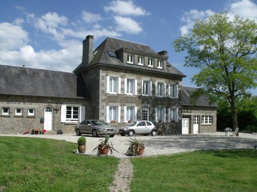 La Plaisance : Bed and Breakfast near Le Plessis-Grimoult