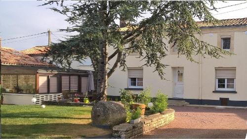 Entre Marais et Gatine : Bed and Breakfast near Villiers-en-Plaine