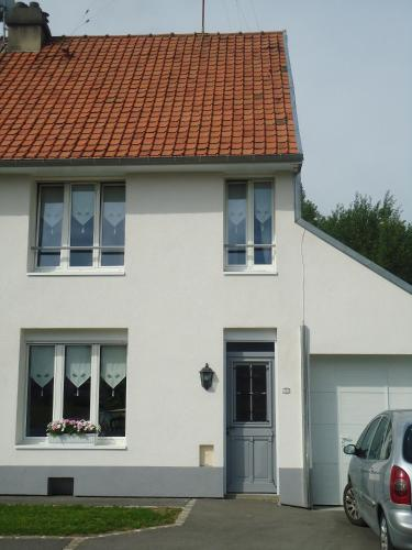 La Mansarde : Bed and Breakfast near Marles-sur-Canche