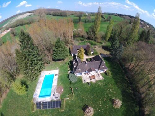 Villa Sancerre : Guest accommodation near Ménétréol-sous-Sancerre
