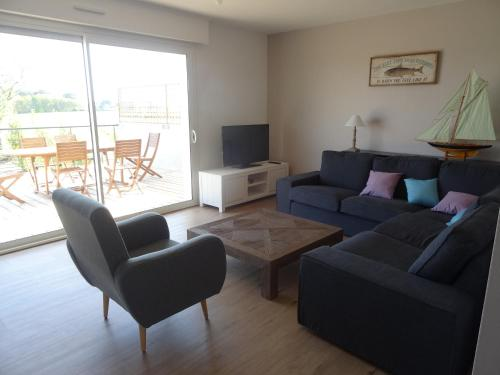 Terrasses de Croes Hent : Guest accommodation near Guidel