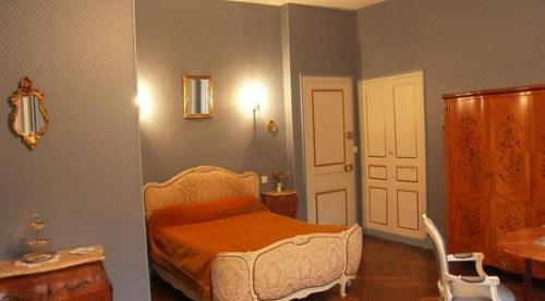 Chambres d'Hôtes Le Château des Requêtes : Bed and Breakfast near Lignières-la-Carelle