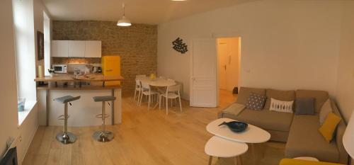 Le Wim'Heureux : Apartment near Pittefaux