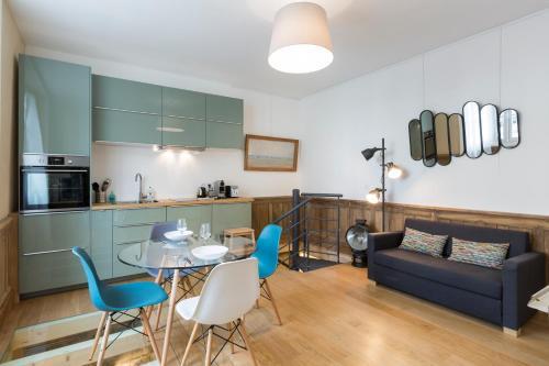 Magenta Apartment : Apartment near Rennes