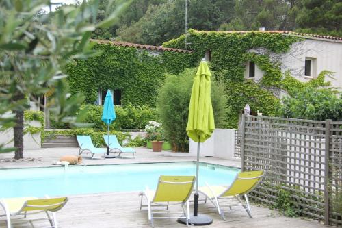 Gîte du Relais de la Cavayere : Guest accommodation near Palaja