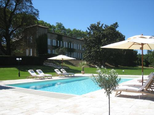 Domaine des Buis : Hotel near Manthes