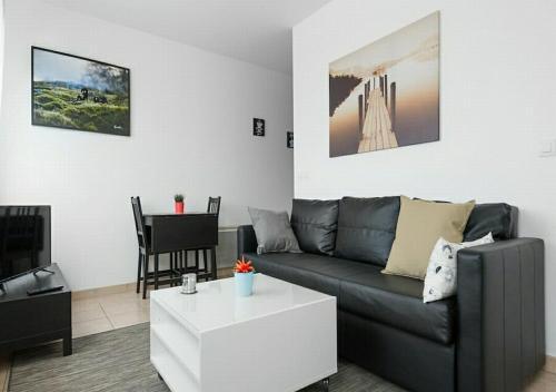 Appartement Carré Des Rois : Apartment near L'Île-Saint-Denis