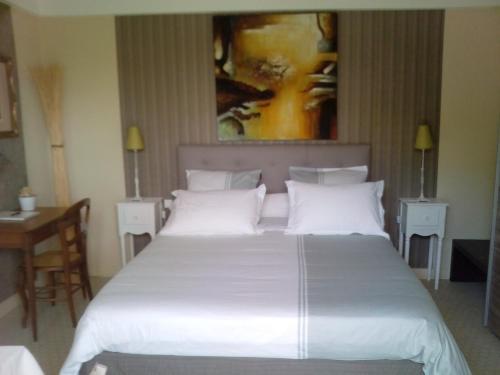 Elika : Bed and Breakfast near Lafrançaise