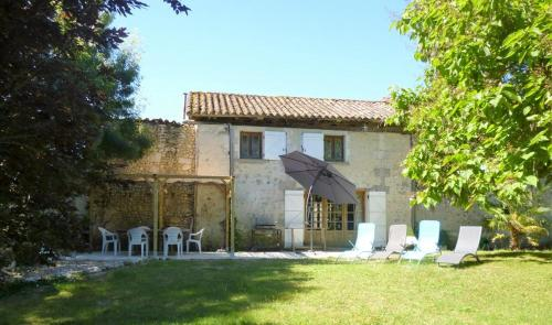 La Retraite : Guest accommodation near Chalais