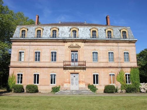 Chateau Jac : Guest accommodation near Saint-Julien-sur-Garonne