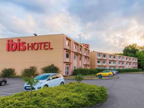 ibis Metz Nord : Hotel near Mey