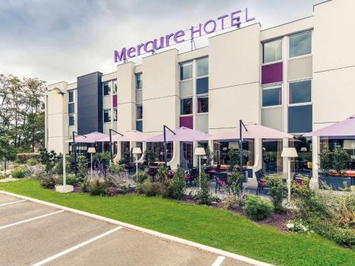 Mercure Le Mans Batignolles : Hotel near Souligné-Flacé