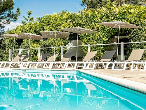 ibis Nîmes Ouest - A9 : Hotel near Bernis