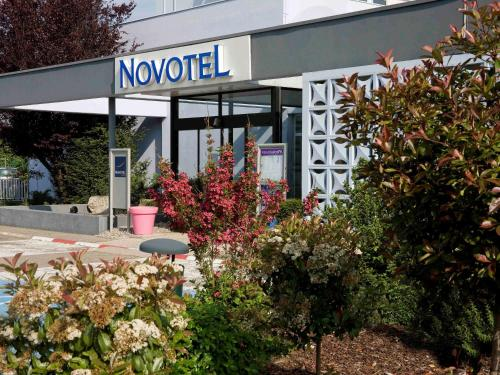Novotel Mulhouse Bâle Fribourg : Hotel near Baldersheim