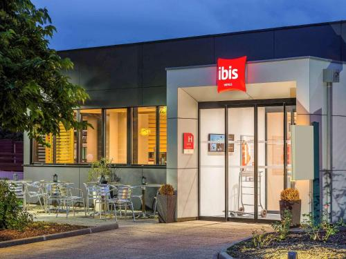 ibis Rennes Cesson : Hotel near Chancé
