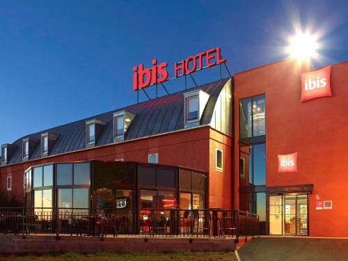ibis Chalon Sur Saone Nord : Hotel near Marnay