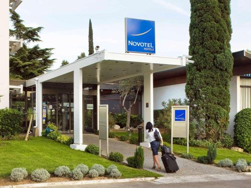 Novotel Marseille Est : Hotel near Allauch