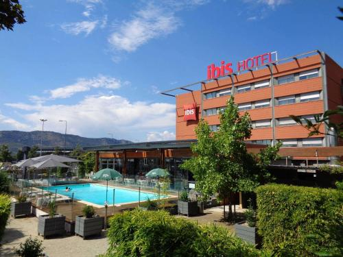 ibis Valence Sud : Hotel near Toulaud