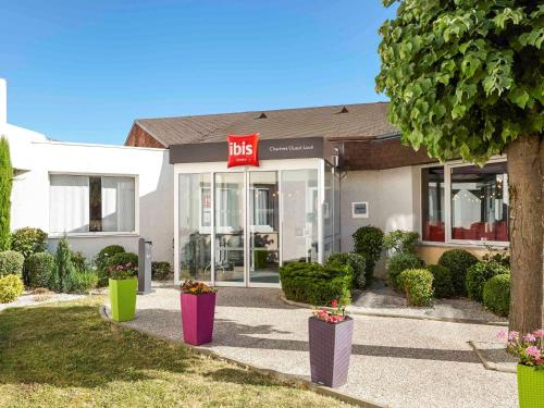 ibis Chartres Ouest Luce : Hotel near Luisant