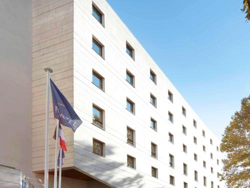 Novotel Atria Nimes Centre : Hotel near Bouillargues