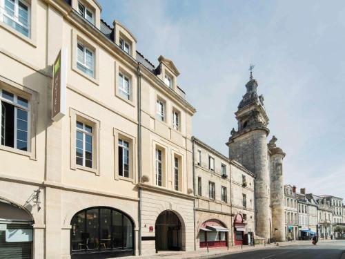ibis Styles La Rochelle Centre : Hotel near La Rochelle